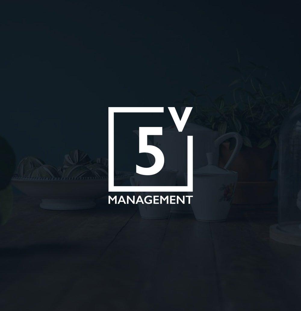 5V Management logo - Digital Duke