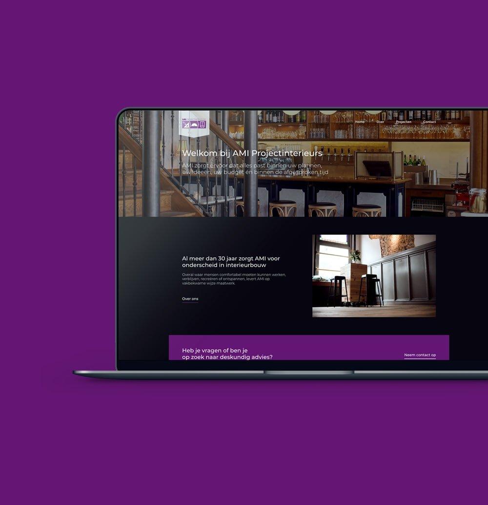 AMI Projectinterieurs case - Digital Duke